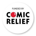 Comic Relief logo